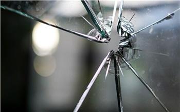 В Удачном неизвестные обстреляли дом