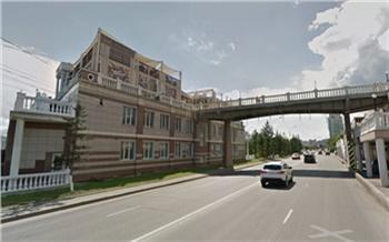 Начался ремонт многострадального виадука возле красноярского Центрального парка
