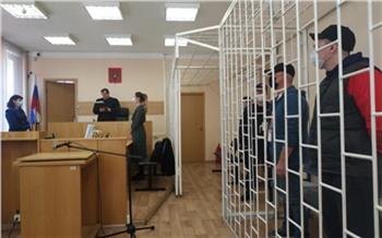 29 лет на двоих: суд огласил приговор исполнителям нападения на красноярских инкассаторов