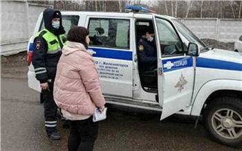 В Железногорске судебные приставы и дорожные полицейские поймали должников. Один остался без автомобиля