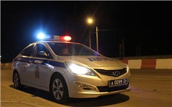 На выходных ГИБДД проведет в Красноярске и пригороде несколько спецопераций