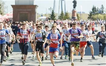 Эстафета в честь Дня Победы пройдет на Центральной набережной Красноярска