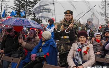 Накануне Дня Победы в Красноярске ощутимо похолодает