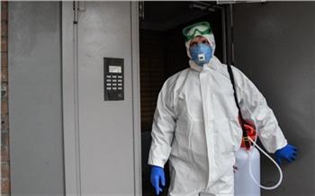 За сутки в Красноярске коронавирусом заразились еще 46 человек