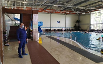 Прокуратура Березовского района нашла множество нарушений в аквацентре Дружба, где едва не погиб 5-летний мальчик