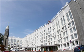 После получения звания Город трудовой доблести в Красноярске установят стелу