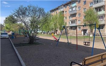 В Зеленой Роще комплексно благоустраивают дворы и общественные пространства