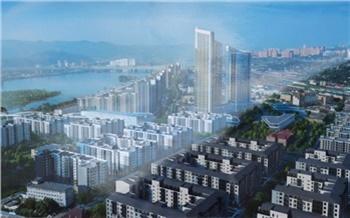 Высотки Красноярск-Сити планируют строить на площадке бывшего комбайнового завода