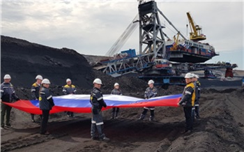 Будущее страны зависит от каждого из нас!: в шахтерских городах Красноярского края масштабно отпраздновали День России