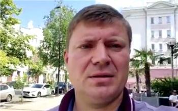 Проспект Мира в Красноярске не станут открывать для пешеходов в ближайшее время