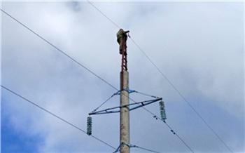 В Красноярском крае Россети Сибирь потратят на техобслуживание и ремонт электросетей почти 700 млн рублей