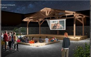 Это место ждет грандиозное преображение: в красноярском Солнечном строят Двор-бульвар