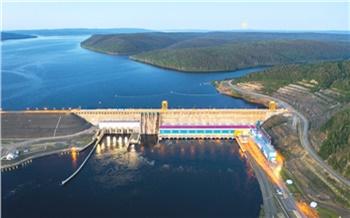 С начала 2021 года Богучанская ГЭС произвела 10 млрд киловатт-часов электроэнергии