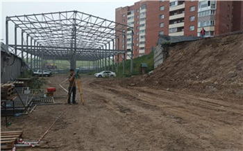 Можно было предотвратить: представитель мэрии Красноярска назвал возможную причину обрушения подпорной стены в Солнечном
