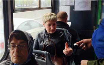 На этой неделе в красноярских маршрутках начнут тестировать безлимитный проездной