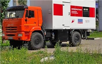 На юг Красноярского края отправилась мобильная поликлиника