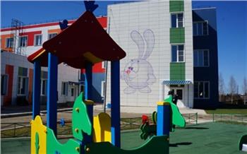 В Богучанском районе построили современный детский сад с бассейном