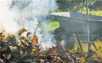 В МЧС дали советы по противопожарной уборке дач