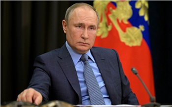 Владимир Путин уходит на самоизоляцию из-за коронавируса