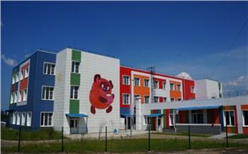 В Богучанском районе открылся новый детский сад с бассейном