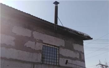 Владельца чадящей котельной через суд заставляют заплатить за загрязнение воздуха в Октябрьском районе Красноярска