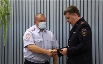 Красноярскому конвойному батальону полиции назначили нового командира