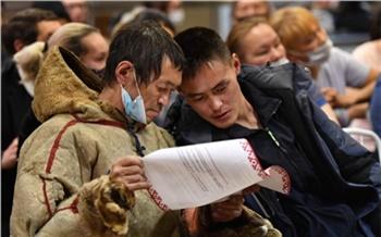 Норникель первым в российской Арктике проведет процедуру СПОС для расселения поселка Тухард