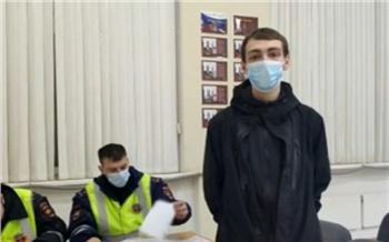 Красноярского гонщика-рецидивиста на Шкоде заключили под стражу на 2 месяца