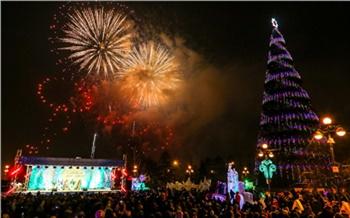 Обнародована программа празднования Нового года в Красноярске