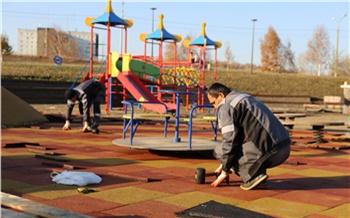 РУСАЛ направил 1,5 млн рублей на благоустройство парка в Солнечном