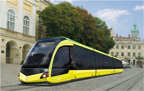 метро и красивые трамваи.