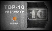 BC Enisey Top-10 plays in VTB United League-2016/2017