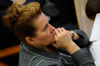 Печаль Оксаны Демченко: пять лет для депутата – это очень мало
