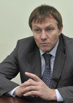 Глава Красспорта Сергей Кочан увидел в фитнесе основу для общегородских зарядок
