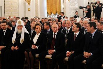 Собравшиеся согласны с тезисом о честных, прозрачных, законных и справедливых выборах