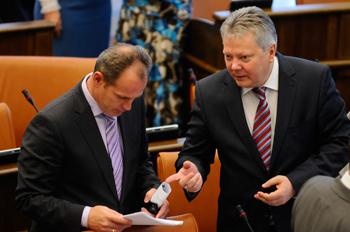 Подкованный в бизнесе Королев оказался неплохим помощником Михаилу Васильеву