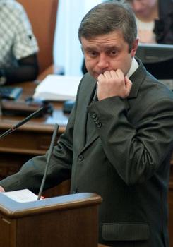 Министр Одинцов готовится противостоять восстанию депутатов-аграриев