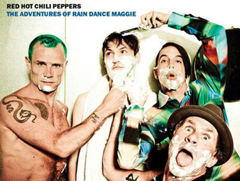 "Red Hot Chili Peppers ""I'm with You"""