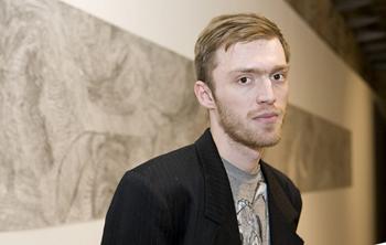 Арсений Желяев, художник, куратор проекта поддержки молодого искусства «Старт»