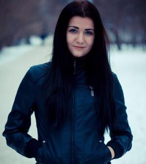 Очень красивая девушка из красноярска