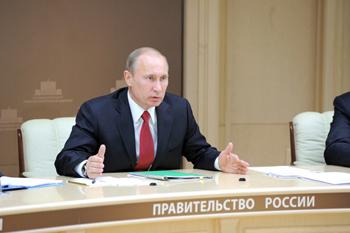 Существующая система оценки деятельности губернаторов не устраивает Владимира Путина
