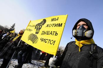 За считанные дни о «страшном» заводе узнал практически весь Красноярск