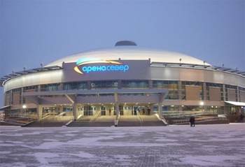 Арена север расписание игр хоккей
