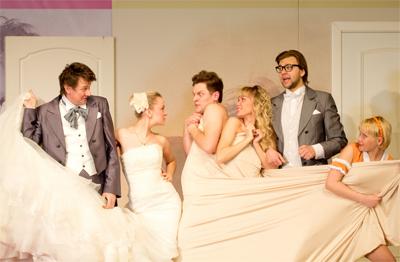 Комедия-шикарная свадьба