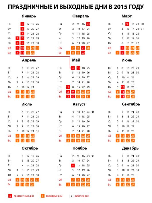Календари на 2014 2015 учебный год