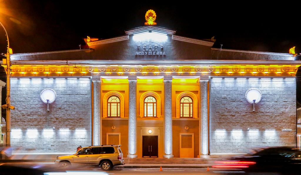 Красноярск театры афиша билет на концерт земфиры в москве купить