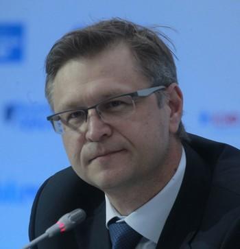 Генеральный директор «ЕвроСибЭнерго» Вячеслав Соломин на КЭФ 2016