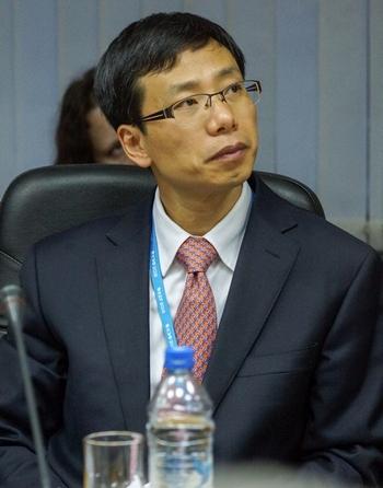 Гуан Цзянь, директор Shenhua по России и странам СНГ