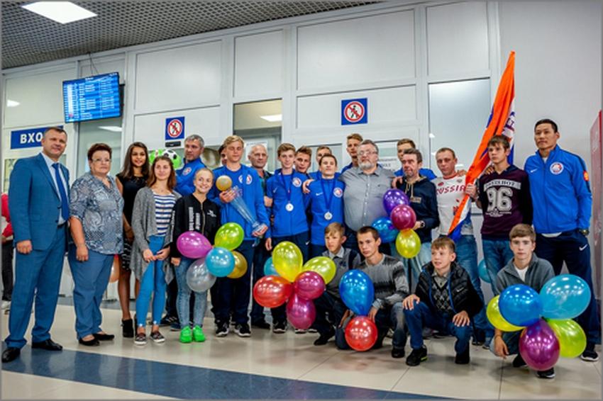 Футбольный клуб «Тотем» несмог удержать титул чемпионов мира