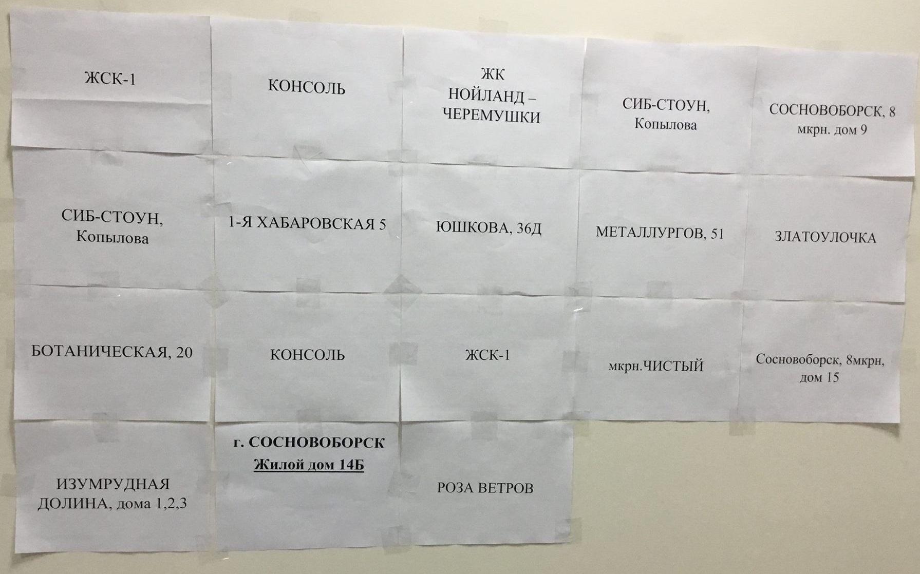 Виктор Толоконский встретился собманутыми дольщиками